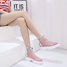 Load image into Gallery viewer, L Boots Summer Pink