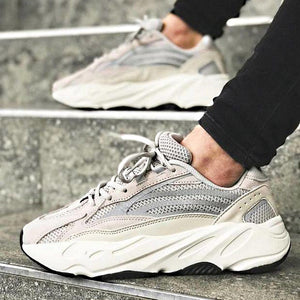 Yeezy 700 Static Boost Sneakers White
