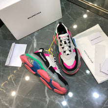 Load image into Gallery viewer, Balenciaga Triple S Transparent Sneakers