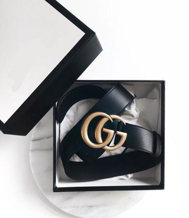 G  Woman Belt Snake and Gold Style