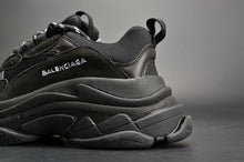 Load image into Gallery viewer, Balenciaga Triple S Black Sneakers