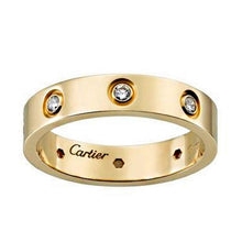 Load image into Gallery viewer, Cartie Ring Rhinestone 3 Colors