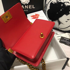Chl Bag Red