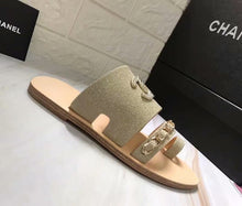 Load image into Gallery viewer, CHL Shoes Slippers Logo