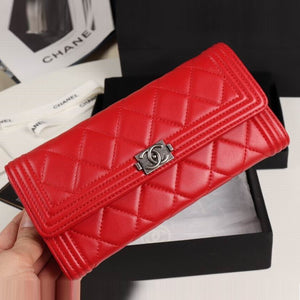 Chl Wallet Red