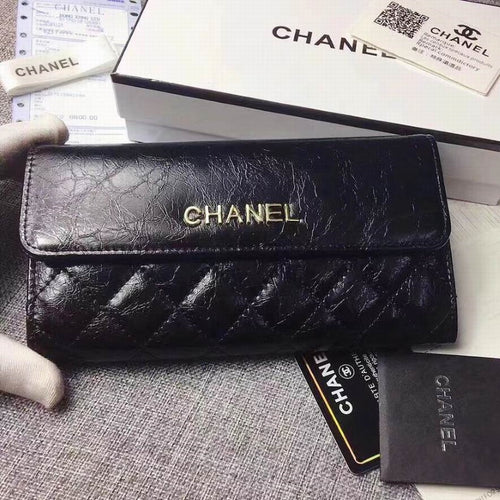 Chl Wallet Black
