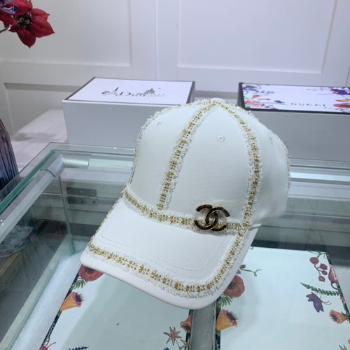 CHL Cap Hat White