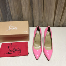 Load image into Gallery viewer, Labutin Heels Shoes Pink