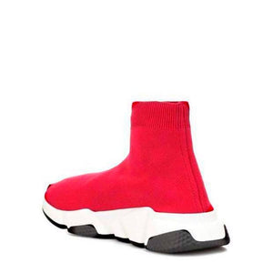 Balenciaga Speed Trainer Sneakers Red Europe