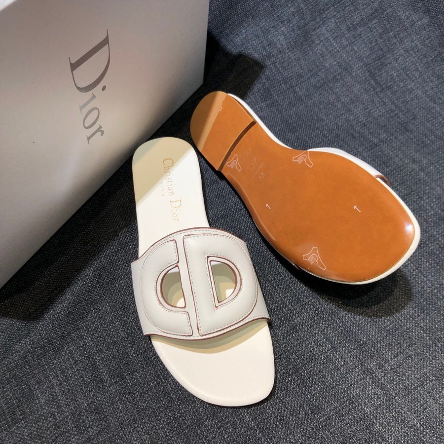 Chdior Slippers