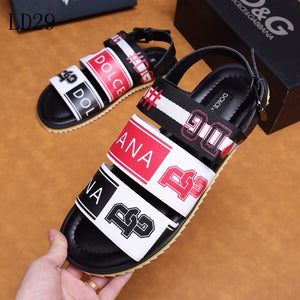 D&G Slippers Shoes 2 Styles