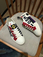 Load image into Gallery viewer, Fendi Sneakers ked 2 Colors M