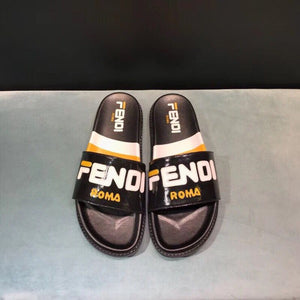 Fendi Slippers 3 Colors Q