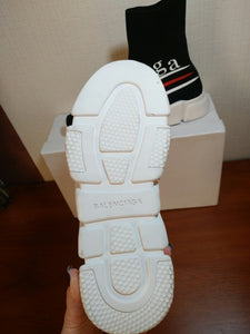 Balenciaga Speed Trainer Sneakers  L Logo