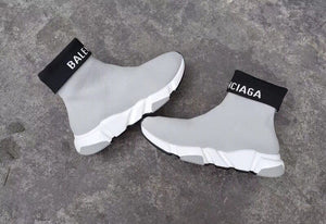 Balenciaga Speed Trainer Sneakers Grey