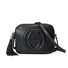 Load image into Gallery viewer, G Smal Bag Soho Disco Black White