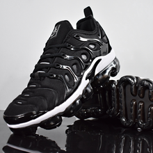 Load image into Gallery viewer, N Vapor Sneakers Plus Black White