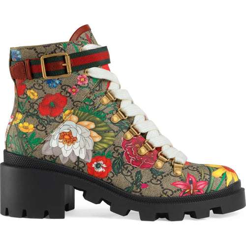 G Boots Floral