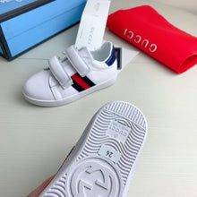Load image into Gallery viewer, G Kids Sneakers White