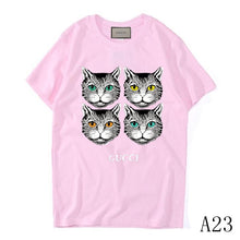 Load image into Gallery viewer, G Shirt Top 4 Colors Cats