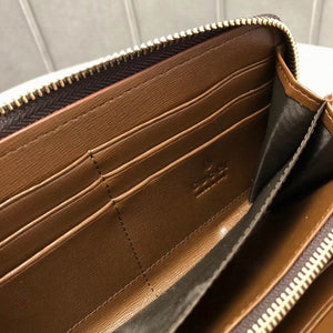 G Wallet Canvas Pvc