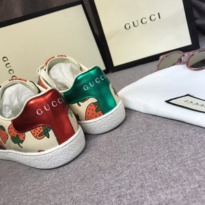 G Sneakers Strawberry