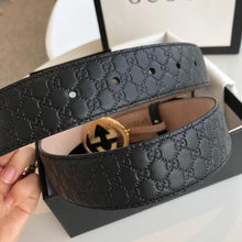 Load image into Gallery viewer, G Belt leather