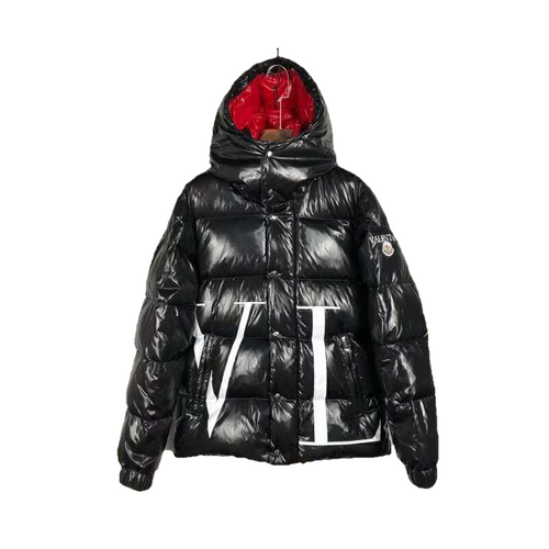 Valentino Down Jacket Black