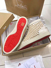 Load image into Gallery viewer, Louboutin Sneakers Green