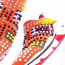 Load image into Gallery viewer, Louboutin Sneakers 2 Colors