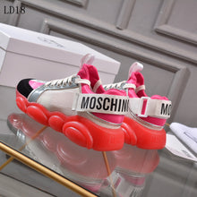 Load image into Gallery viewer, Moschino Sneakers 3 Colors