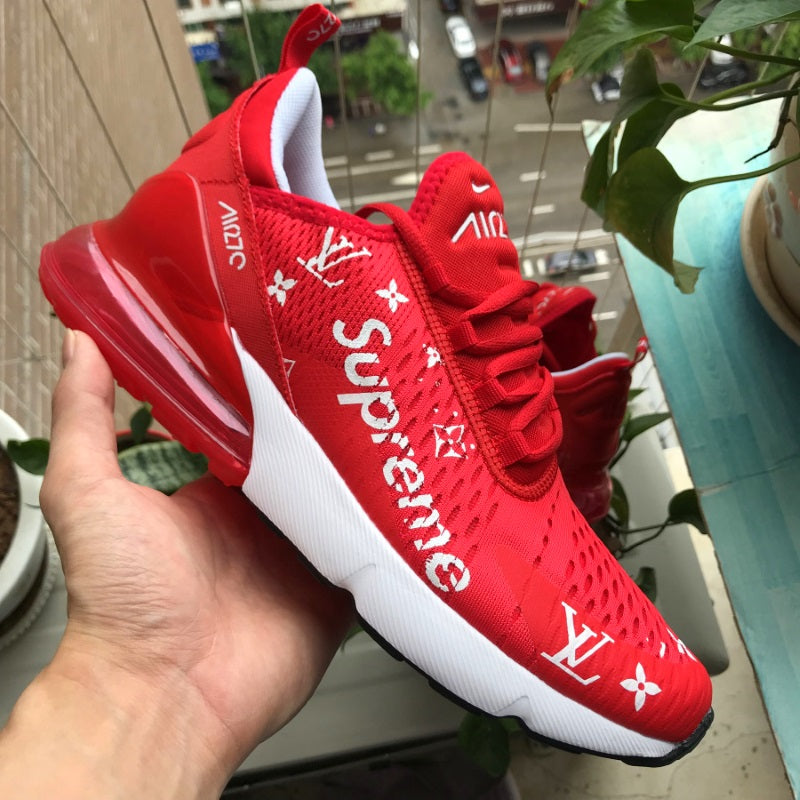 100% quality latest design the best attitude Nike Air Max 270 Supreme Lv