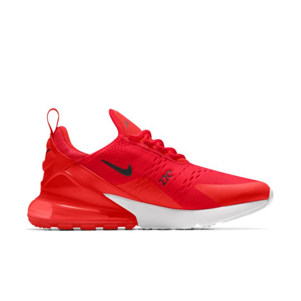 nike air 270 red 1 | Athleisure in 2019 | Red nike shoes