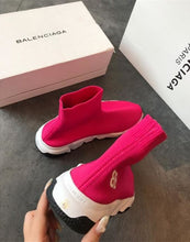 Load image into Gallery viewer, Balenciaga Speed Trainer Sneakers Pink