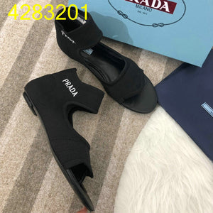 Prad Shoes Slippers 5 Colors