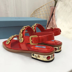 Prd  Shoes Sandals 4 Colors Q