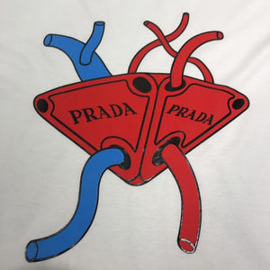 Prad T Shirt Heart
