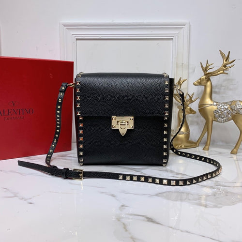 Valentino Bag Black Studs