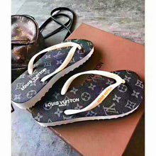 Load image into Gallery viewer, vuitton flip flop
