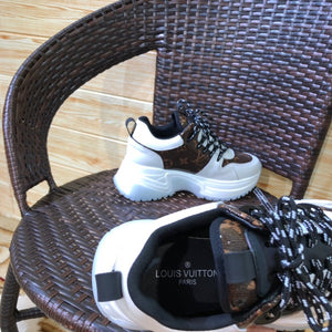 L Leather Sneaker Pulse 3 Colors