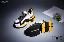 Load image into Gallery viewer, D&G Sneakers Yellow