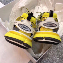 Load image into Gallery viewer, Balenciaga Track Trainers Sneakers Yellow White