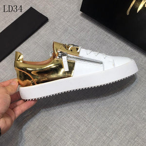 Zanotti Sneakers 2 Colors Gold