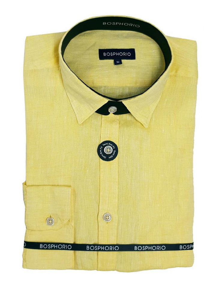 The_Humble_Man_Bosphorio_Lemon_Linen Shirt_Lemon_2.jpg