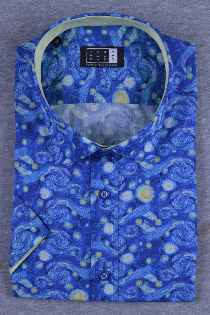The Humble Man The Humble Man THM097 Shirt THM097_2.JPG