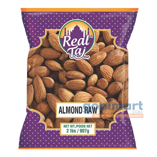 Real Taj Almond Raw