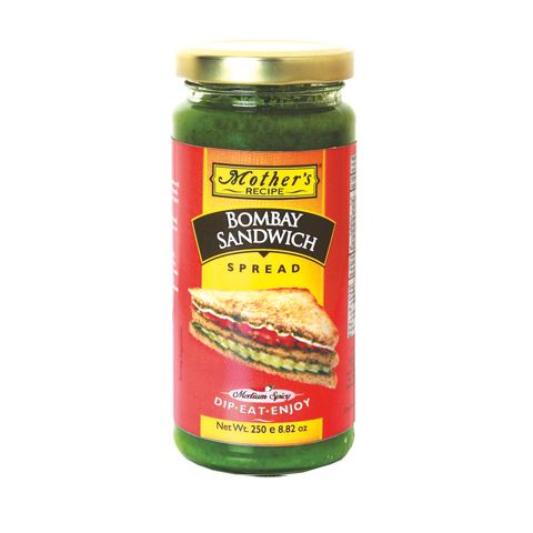 Mother's Recipe Bombay Sandwich Chutney