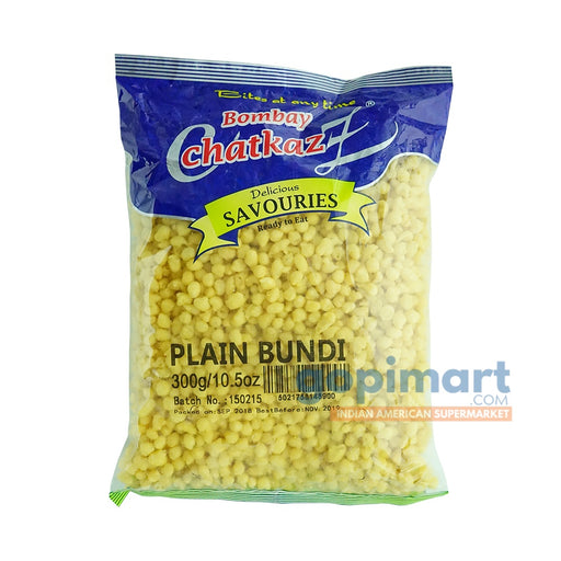 Bombay Chatkazz Plain Boondi