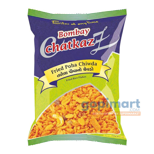 Bombay Chatkazz Fried Poha Chevda