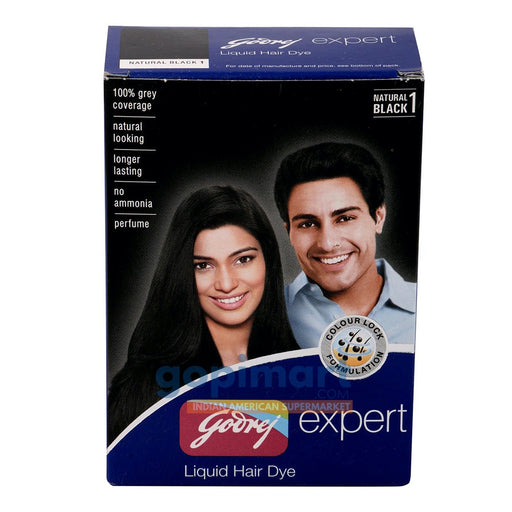 Godrej Liquid Hair Dye